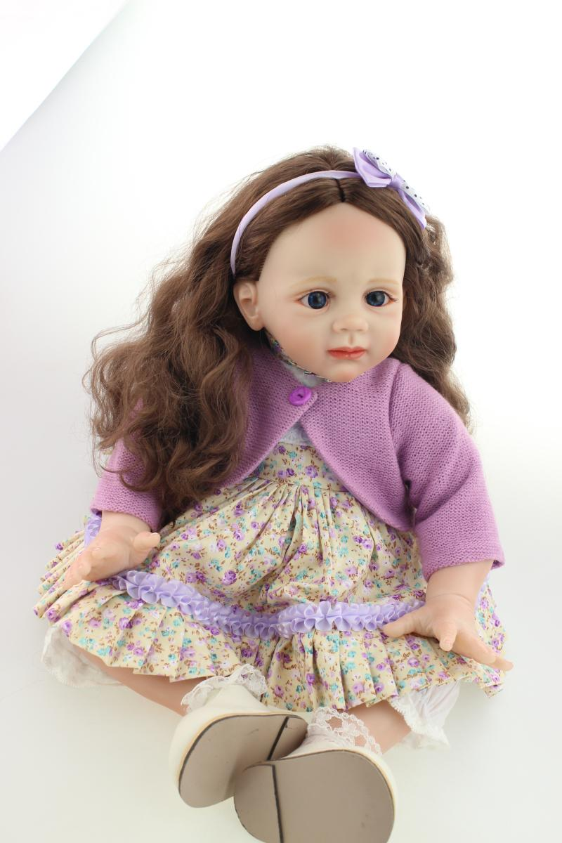 Big Handmade Doll For Kids 24 Quot 60cm Realistic Soft