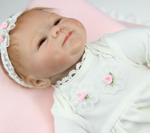Hot 45cm Real Life Looking Baby Dolls For Sale For